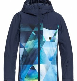 Y MISSION BLOCK JACKET