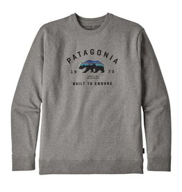 PATAGONIA ARCHED FITZ ROY BEAR UPRISAL CREW