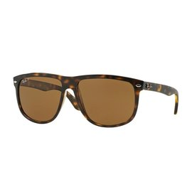 Ray-Ban Ray-Ban - RB4147 60 (710/57) - Light Havana w/ POLAR Brown