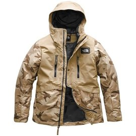 The North Face The North Face - Wmns SUPERLU Jkt - Tan/Camo -