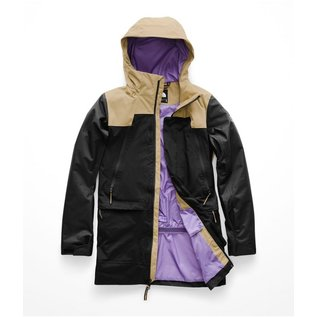 The North Face The North Face - Wmns KRAS Jkt - Tan/Blk -
