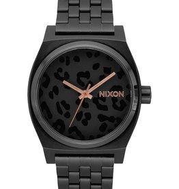 Nixon Nixon - TIME TELLER - All Black Cheetah