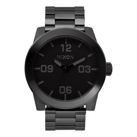 Nixon Nixon - CORPORAL SS - All Black