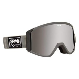 SPY Spy - RAIDER - Deep Winter Gray w/ Silver Mirror + Bonus Lens