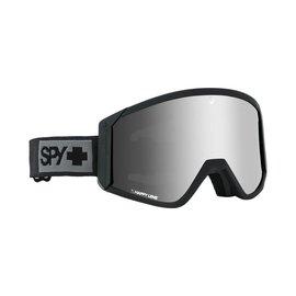 SPY Spy - RAIDER - Matte Black w/ Silver Mirror + Bonus Lens