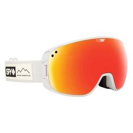 SPY Spy - BRAVO - Essential White w/ Red Spectra + Bonus Lens