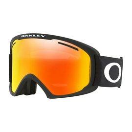 Oakley Oakley - O Frame 2 XL (ALT FIT) - Matte Black w/ Fire Irid. + Persimmon