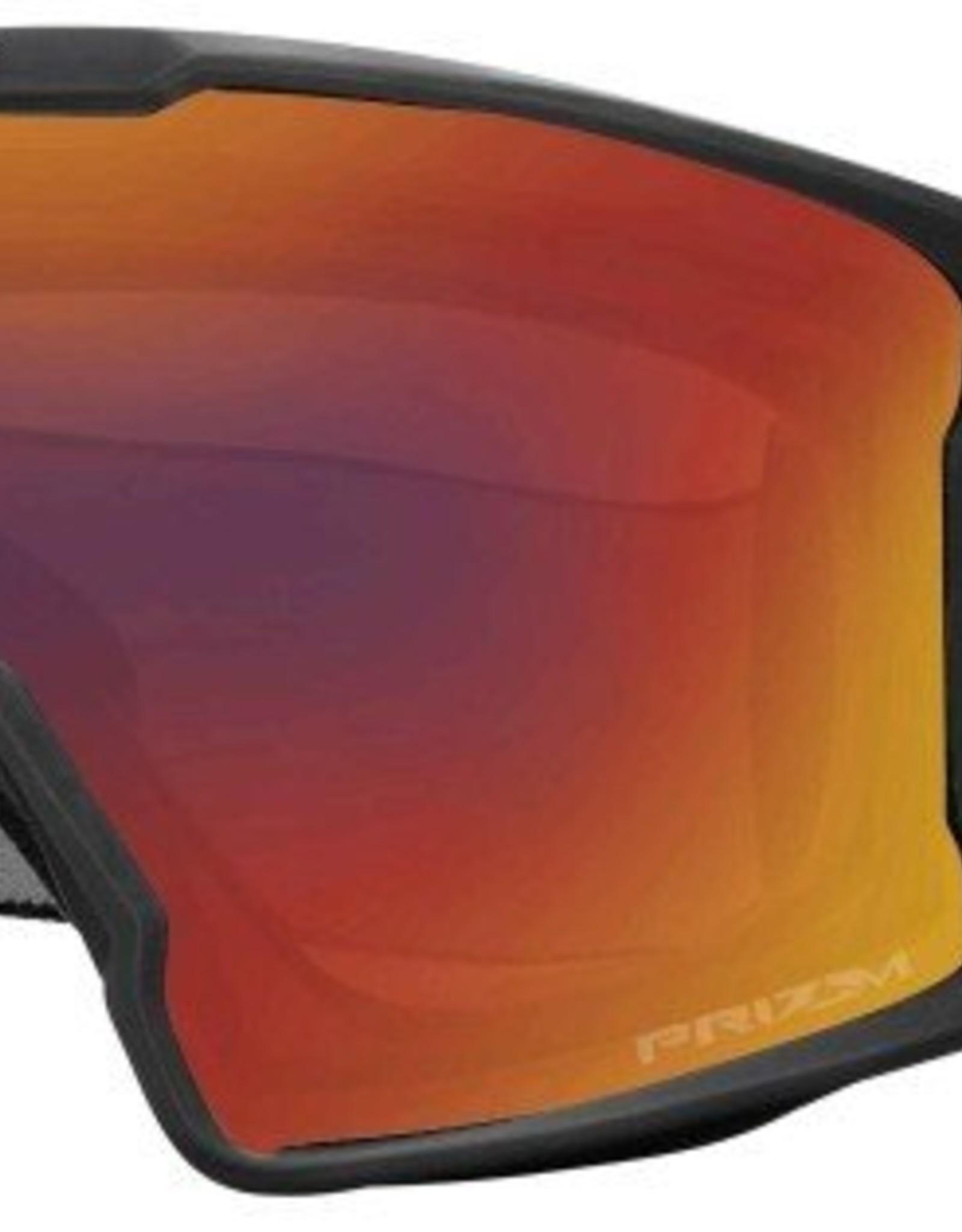 Oakley Oakley - LINE MINER XL -  Matte Black w/ PRIZM Torch