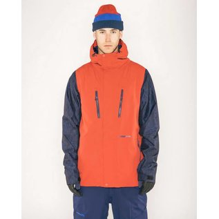 Armada Armada - Mens ASPECT Jkt - Red Chilli -