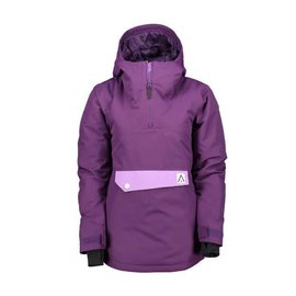 WearColour - Wmns HOMAGE Anorak - Grape -