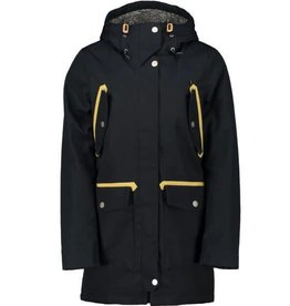 WearColour - Wmns RANGE Parka - Black -