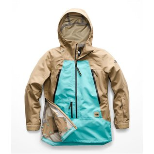 The North Face The North Face - Wmns CEPTOR Anorak Jkt - Tan/Blu - M