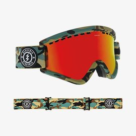 Electric Visual Electric - EGV - Camo w/ Red Chrome