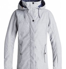 Roxy Roxy - BILLIE Jkt - Heather Grey -