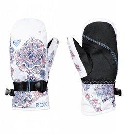 Roxy Roxy Girl - JETTY MITT - Snowflakes -