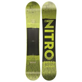 Nitro Nitro - PRIME (2019) - Toxic Green - 156cm Wide