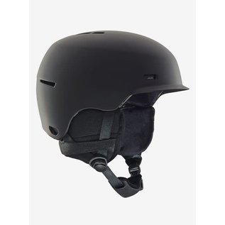 Anon Anon - HIGHWIRE Helmet - Black -