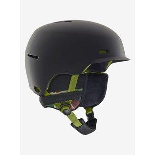 Anon Anon - HIGHWIRE Helmet - Black Camo -