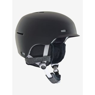 Anon Anon - RAVEN Helmet - Black -
