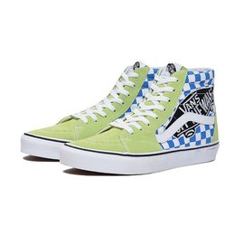 Vans Vans - Yth SK8-Hi (Vans Patch) - Sharp Green -