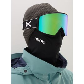 Anon Anon - M4 MFI - Black w/ SONAR Green + BONUS SONAR Lens