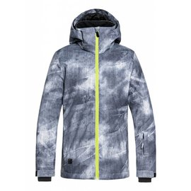 Quiksilver Quiksilver - Yth MISSION Printed Jkt - Toucan -