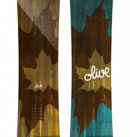 OLIVE Olive - TWIN LOGO (2019) - 158cm