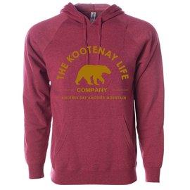 Kootenay Life Kootenay Life - KLCo BEAR Hoody -