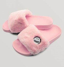 Volcom Volcom - Yth LIL SLIDE Sandals - Pnk -