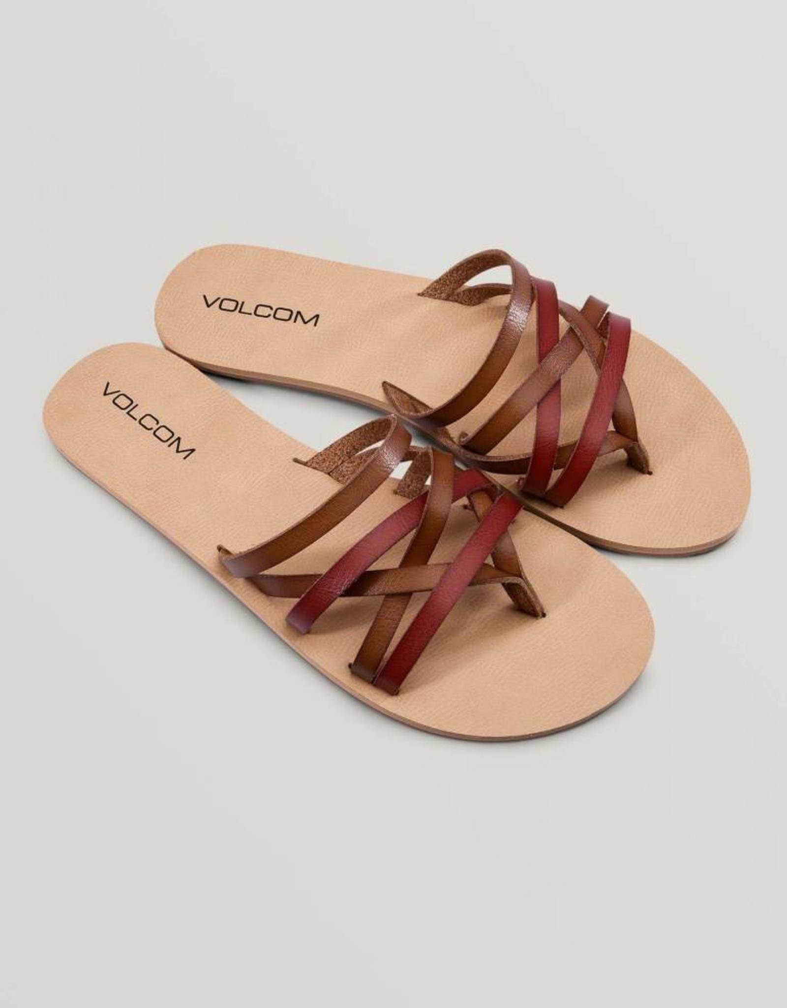 Volcom Volcom - Wmns LEGACY Sandal - Tan -