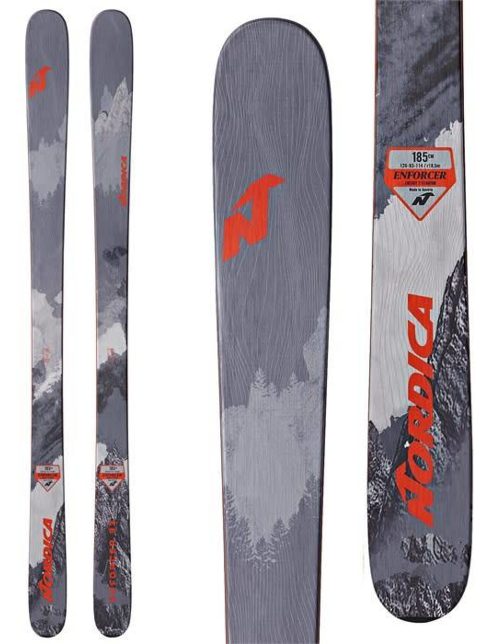 Nordica - ENFORCER 93 (2019) - 169cm