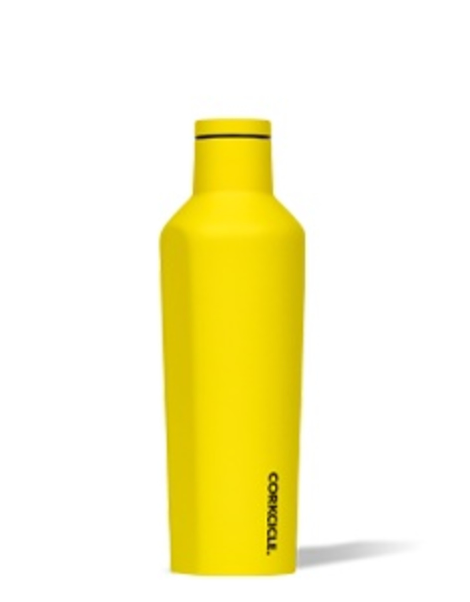 Corkcicle Corkcicle - CANTEEN - Neon Yellow - 16oz
