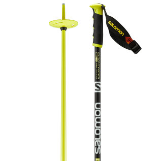 Salomon - ARCTIC XL Ski POLES - Yellow -  120cm