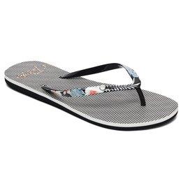 Roxy Roxy - PORTOFINI II Sandals - Black Lacens -