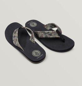 Volcom Volcom - Yth DAYCATION Sandals - Camo -