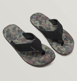 Volcom Volcom - Yth VICTOR Sandals - Camo -