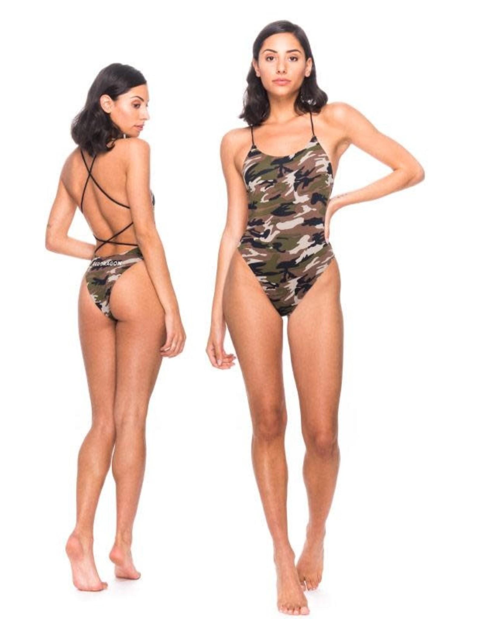 RDS RDS - LOGOTYPE 1 Piece Bikini - Black -