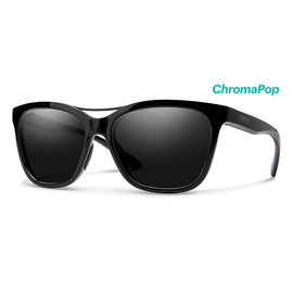 Smith Optics Smith - CAVALIER - Black w/ CP POLAR Black