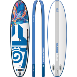 "StarBoard StarBoard - TIKHINE iGO iSUP Pkg (2019) - 10'2"" Wave"