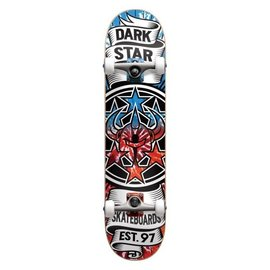 Darkstar DARKSTAR - Civil - YTH COMPLETE - Blue/Red