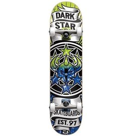 Darkstar DARKSTAR - Civil - YTH COMPLETE - Blue/Lime
