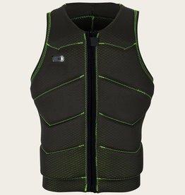 Oneill O'neill - Hyperfreak Comp Life Vest - Lime Green -