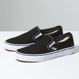 Vans Vans - COMFYCUSH SLIP-ON - Blk/Wht -