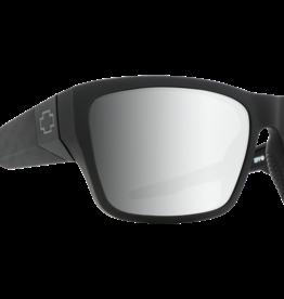 SPY Spy - DIRTY MO 2 - Matte Black Logo Fade w/ Silver Spectra
