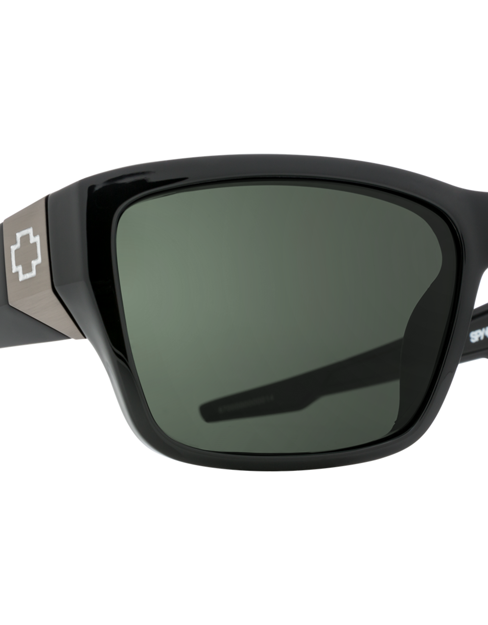 SPY Spy - DIRTY MO 2 - Black w/ HD+ Grey/Green