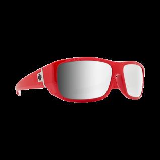 SPY SPY - MC3 - Classic Red w/ HD+ Silver Spectra
