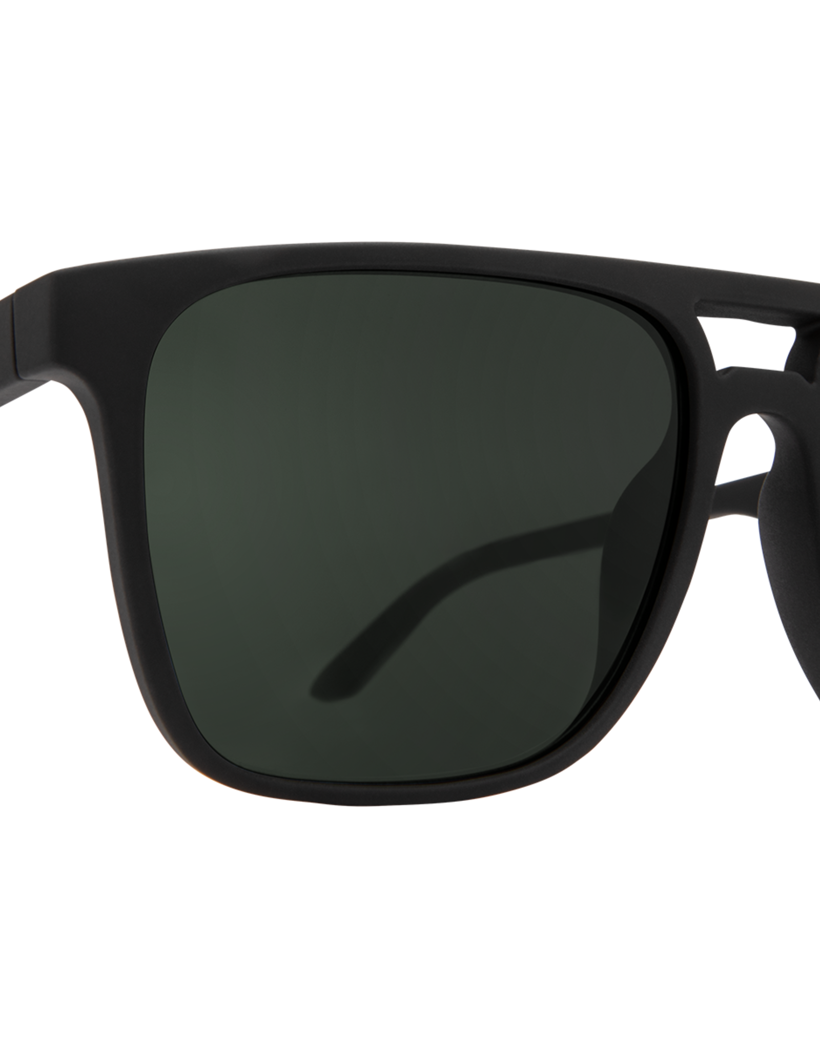 SPY Spy - CZAR - Soft Matte Black w/ Grey Green