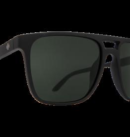 SPY Spy - CZAR - Soft Matte Black w/ Grey Green