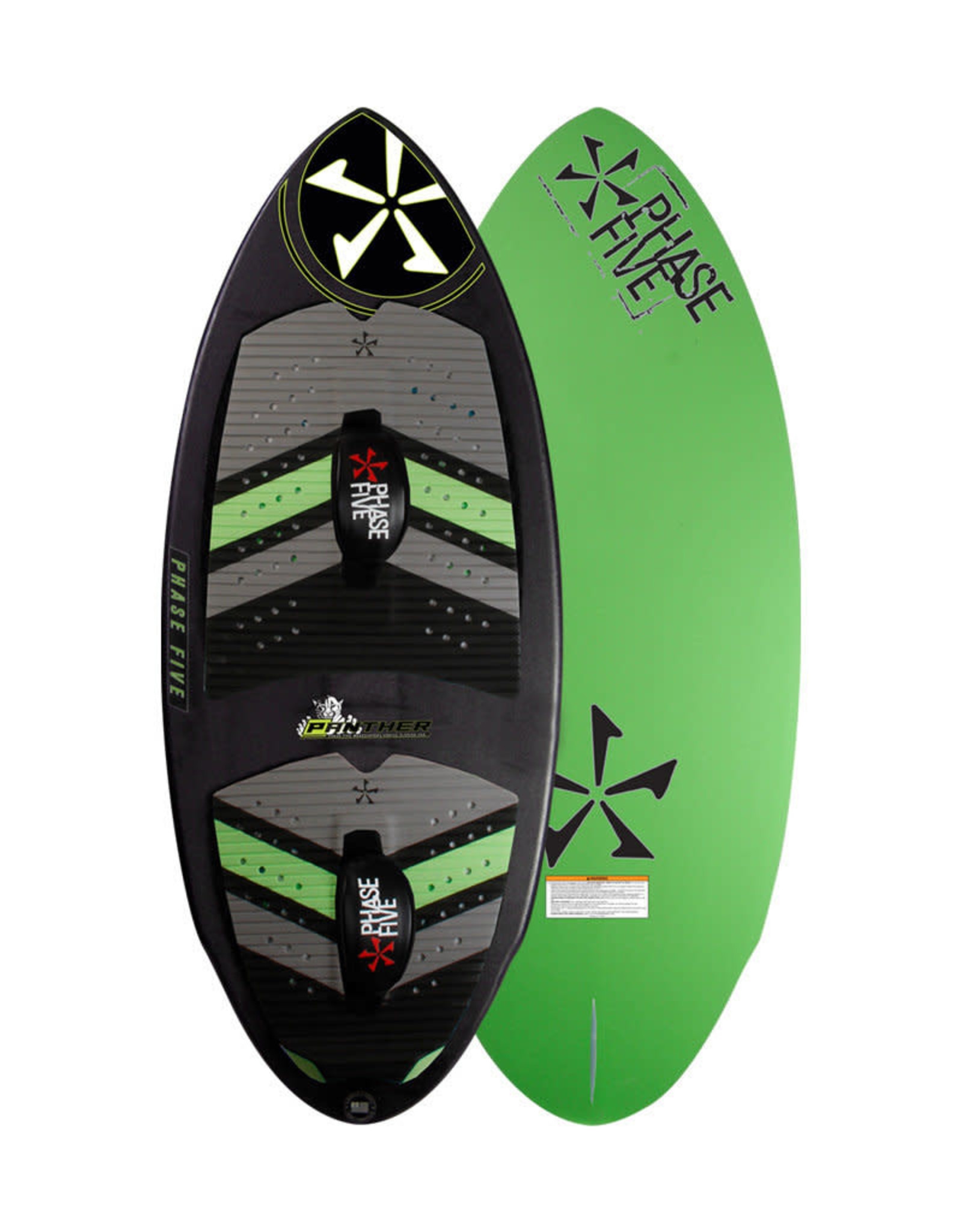 """Phase 5 Phase 5 - PANTHER LTD (2019) w/ Foot Straps - 56"""""""