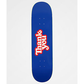 Thank You Thank You - LOGO DECK - 8.25""